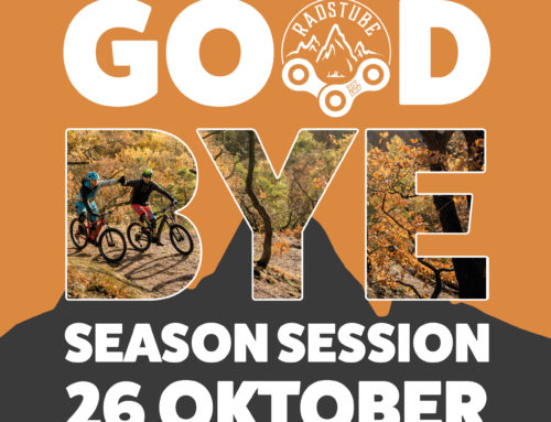 GOOD BYE SEASON SESSION am 26. Oktober